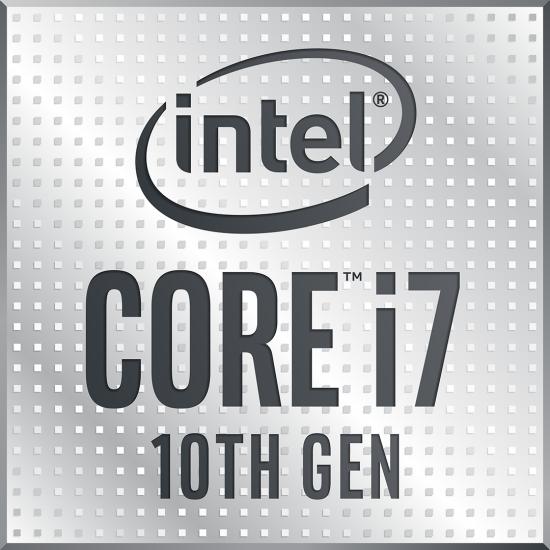 Intel Core i7 Gen 10th