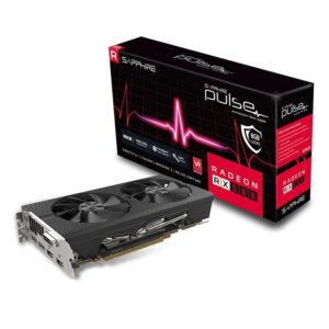 SAPPHIRE PULSE Radeon RX 580 8GB DDR5